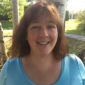 Katherine Boisvert - Preschool and Child Program Coordinator