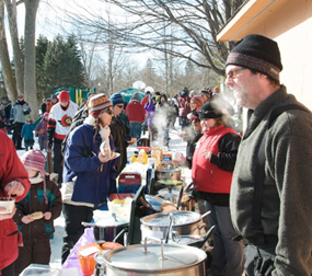Winter Carnival Serving 285