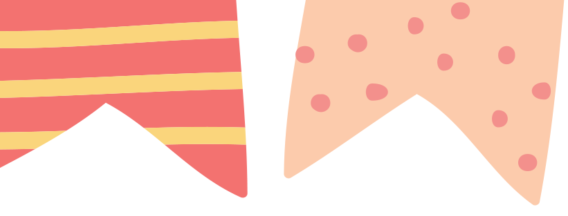 birthday party flag