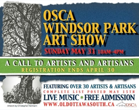 windsor park art show 2015