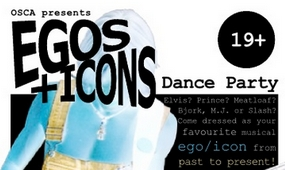 egos and icons dance party