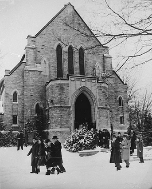 Southminster Church 1935 CA-012332