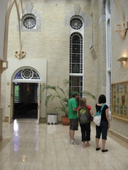 RCPS interior foyer -click for larger image