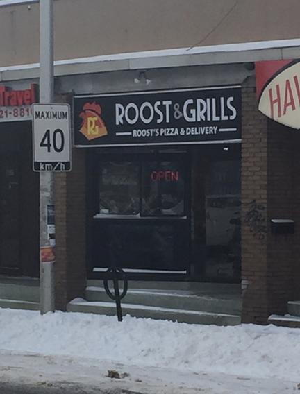 Roost & Grills