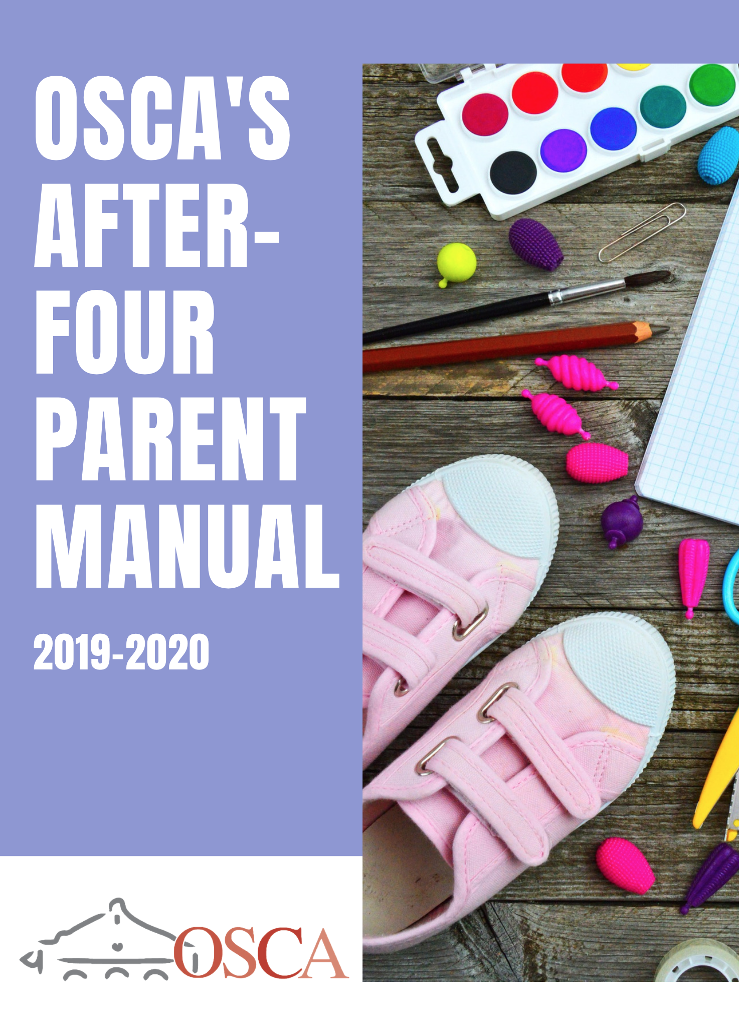 After-Four Parent Reference Book 2019-2020