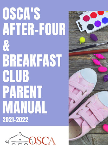 Breakfast Club & After-4 Parent Manual: 2021-2022
