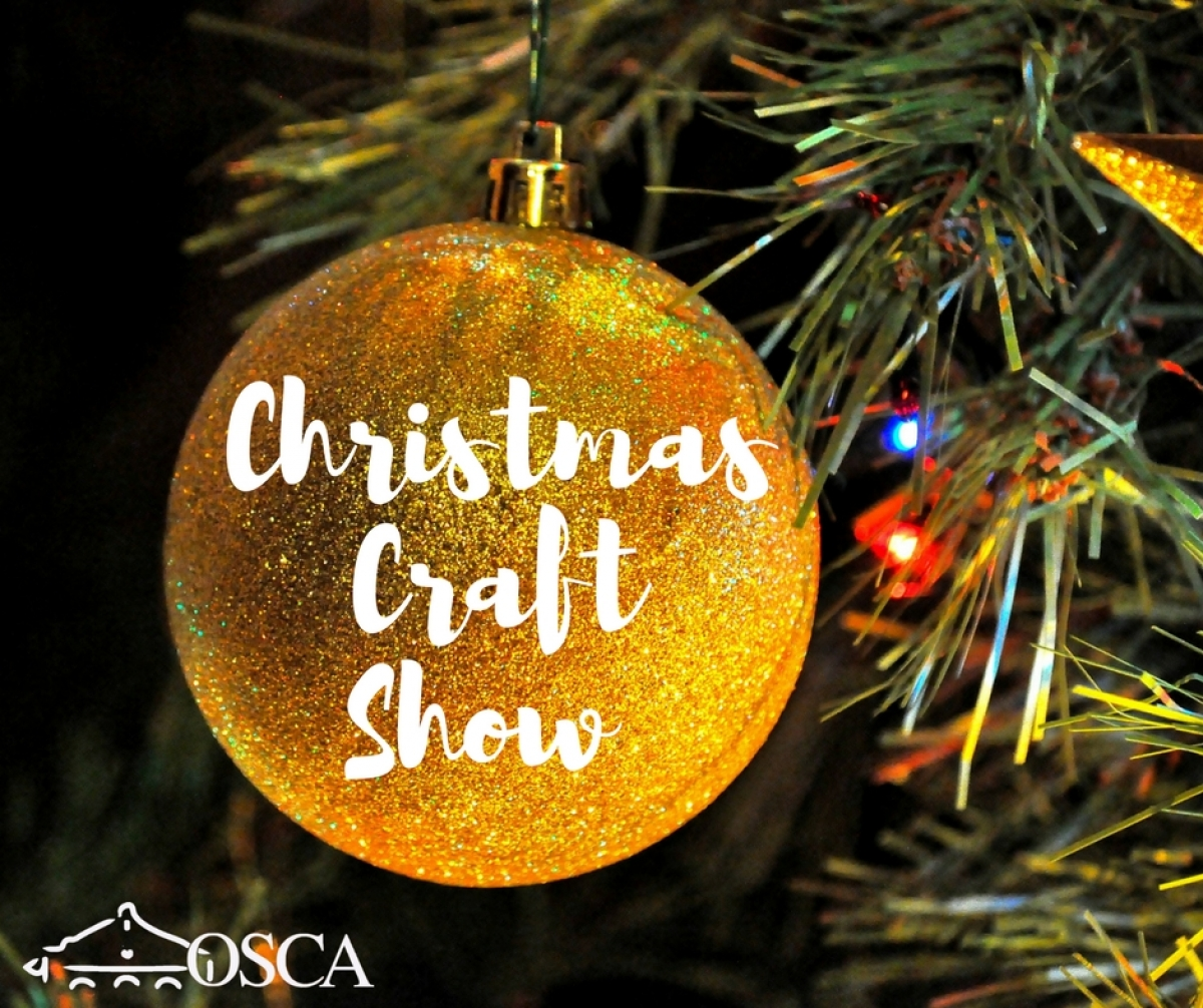 OSCA's Christmas Craft Show