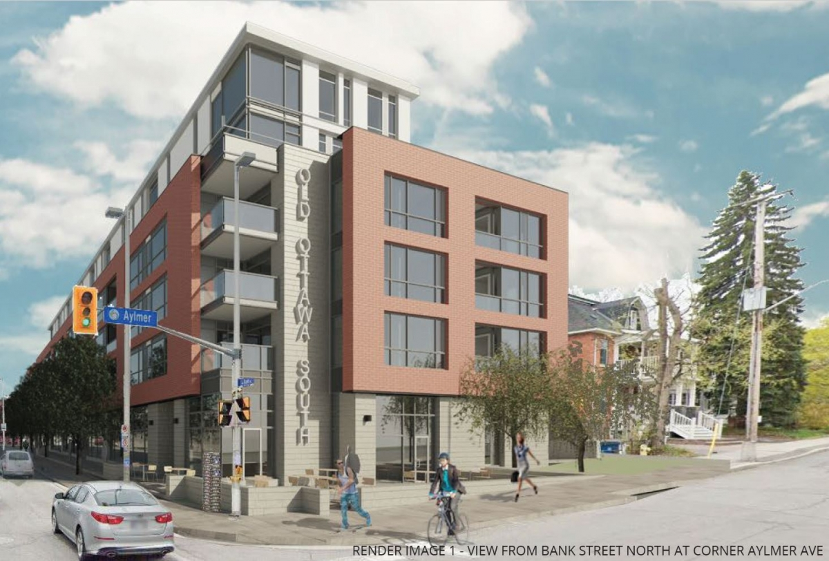 Revised Plans for 1050-1060 Bank Street: Community Meeting
