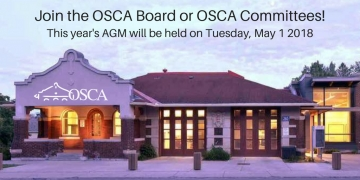 Join the OSCA Board
