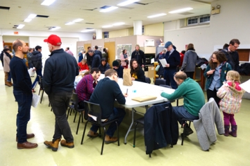 Overwhelming Turnout to Public Consultation on Brewer Park's Future