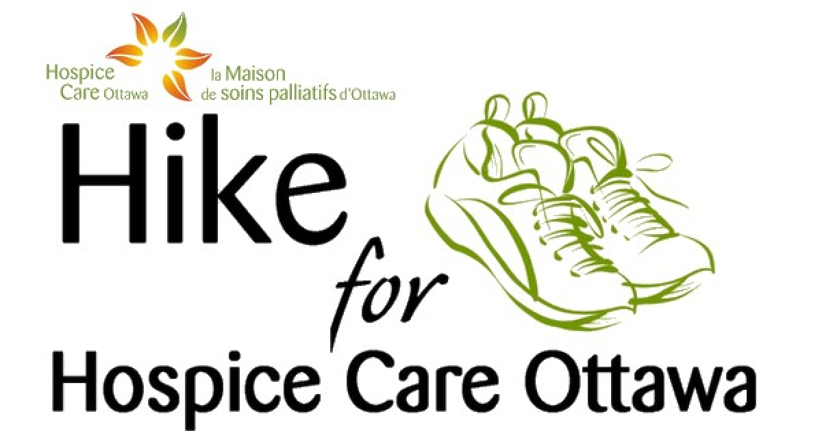 Hike for Hospice: Sat. May 5, 2018