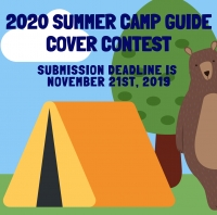 OSCA's 2020 Summer Camp Guide Cover Contest