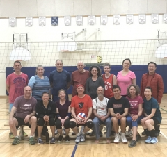 Gratitude to Bob Adamyk for Serving Up a Feeling of Community Through OSCA Sports