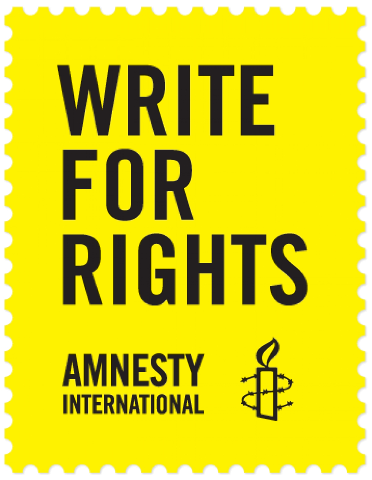 Amnesty Write for Rights at Southminster: Sun. Dec. 10, 2017