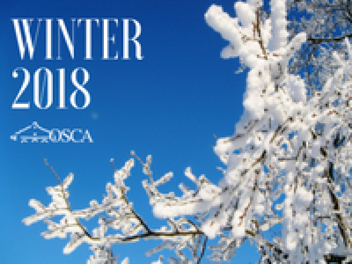 Winter 2018 Program Availability and Cancellations