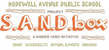 Project SANDbox: a Hopewell Avenue Public School initiative