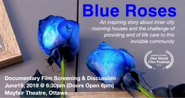 Blue Roses: Shedding a Light on an Invisible Community