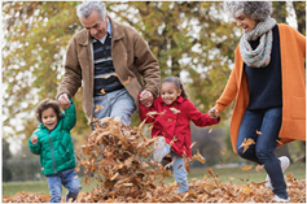 Fall Prevention and Healthy Brain