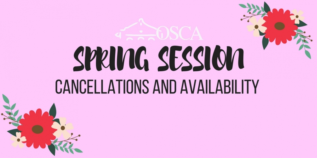 Spring 2018 Course Cancellations and Availability
