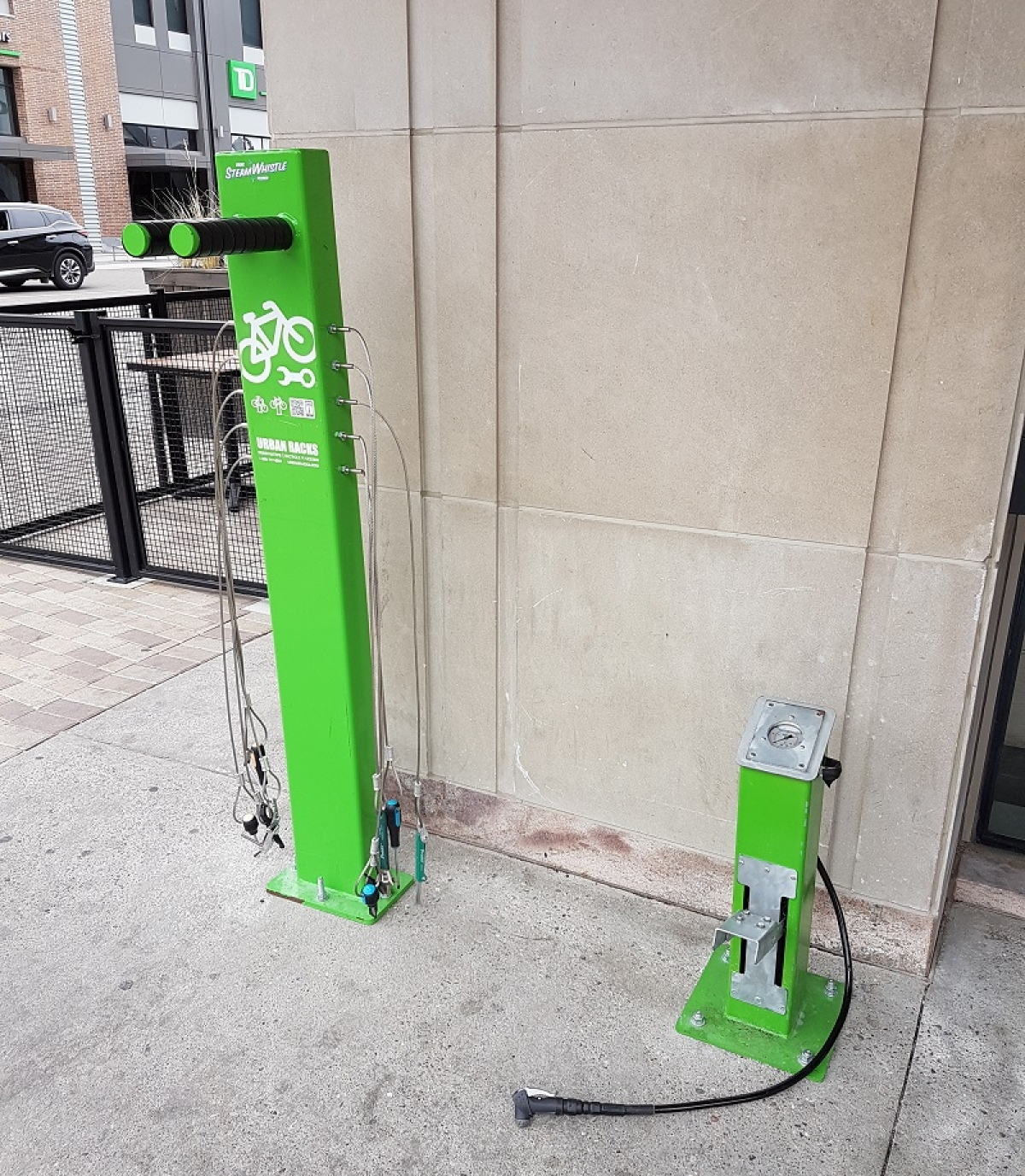 Nearby Bike Repair Station