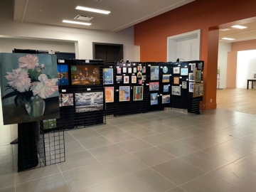 Calling Artists! Community Pop-Up Art Gallery at Lansdowne