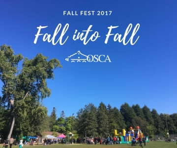 Fall into fall at OSCA's Fall Fest