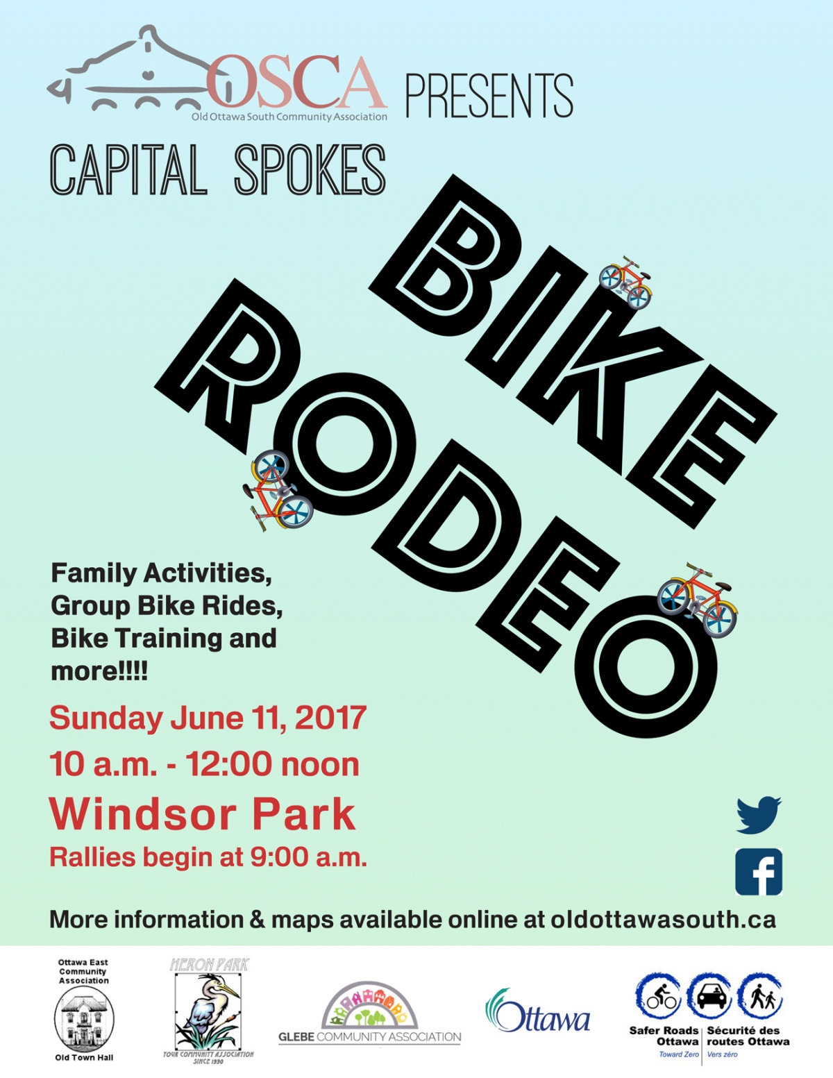Bike Rodeo & Rally Just Around the Corner!
