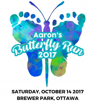 Aaron's Butterfly Run: Sat. Oct. 14, 2017