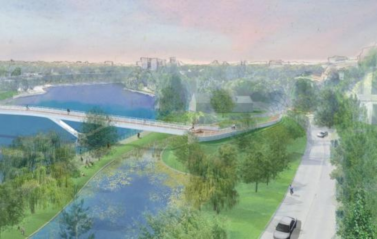 Call to Artists Expression of Interest: Rideau Canal Crossing Public Art Project
