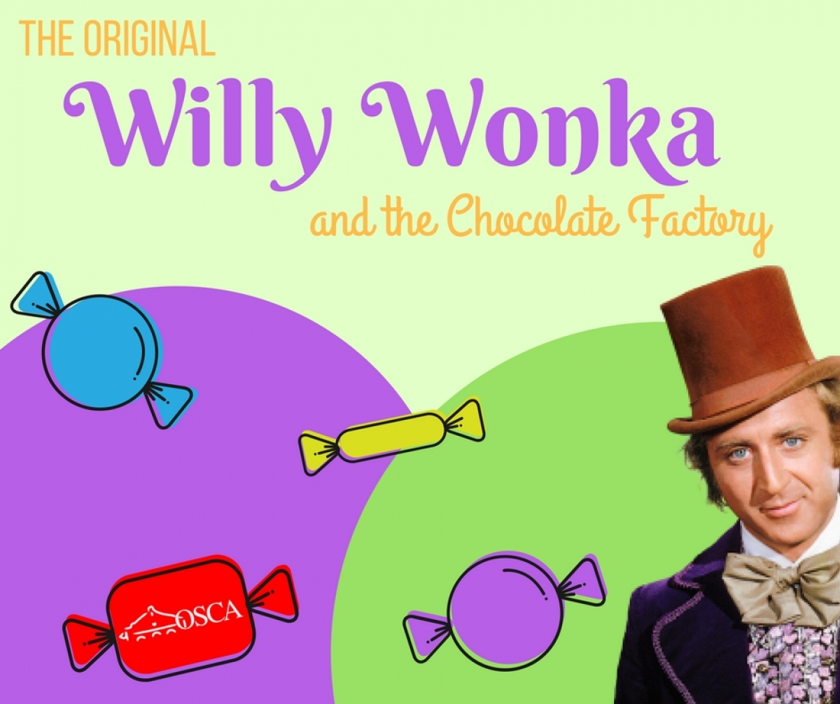 Willy Wonka and the Chocolate Factory at The Mayfair!